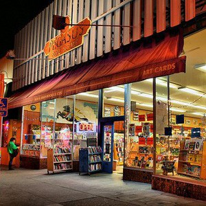 Pegasus Books Solano sqr