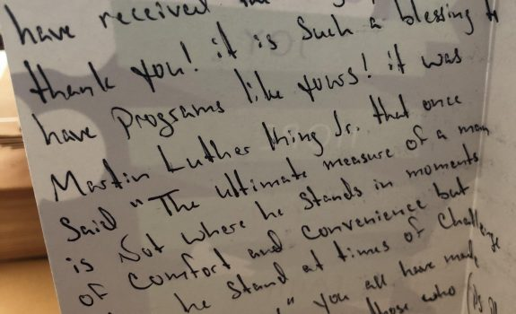 Prisoners Literature Project